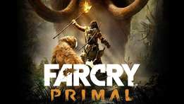 FAR CRY xbox ONE: PRIMAL Blue Ray Pre owned