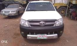 Clean hilux forsale