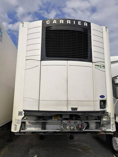 Lamberet Semi-remorque frigo multi-température (3704MAC) - 2012