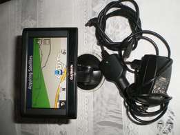 Garmin nuvi lm42 with home an car charger for sale