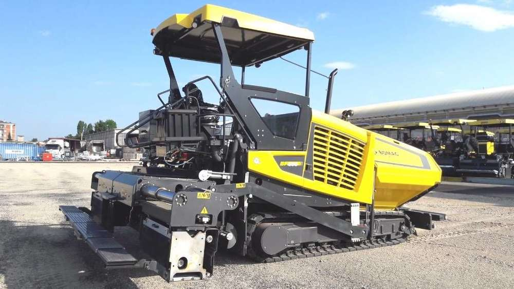 BOMAG Bf 600-2c - S500 - 2015