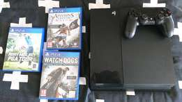 Playstation 4 1tb Ultimate Players Edition