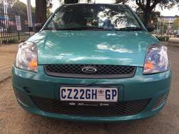 2008 Ford Fiesta 1.4 Hatchback Selling Price R59,999 Negotiable