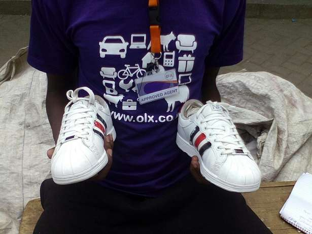 Men's sneakers, verified by OLX agent. Gikomba - image 2