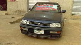 Volkswagen Golf (1997)Auto gear