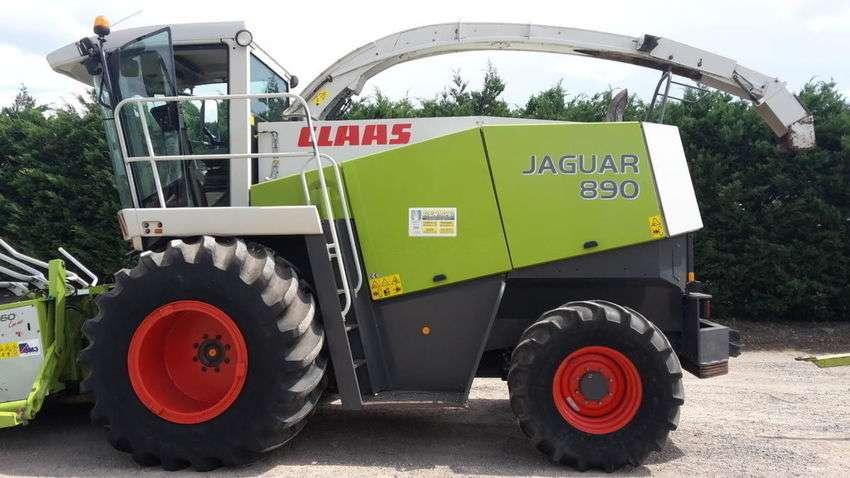 Claas Jaguar 890 - 2002