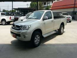 2010,Toyota Hilux Virgo Double cab 2WD.