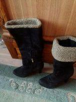 Чоботи - Жіноче взуття в Самбір - OLX.ua ec7aa2759f517