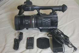 Panasonic video camera swap for Canon 5D MkII