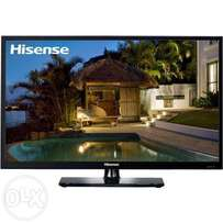 24 inch Hisense Digital led TV With 2yrs warranty. From my shop in CBD