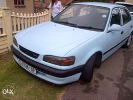 corolla for sale at 49000