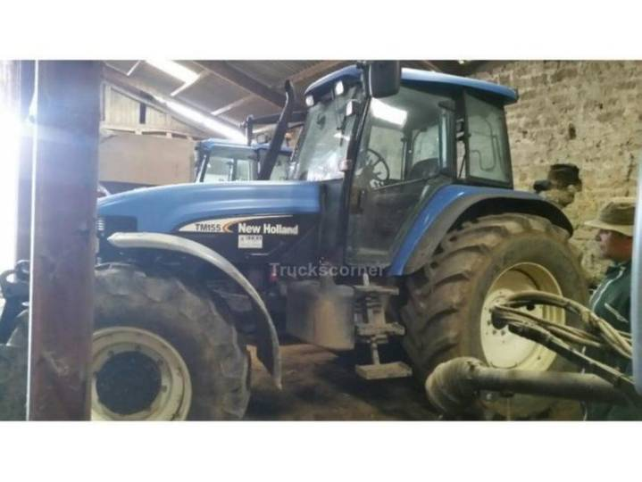 New Holland tm 155 - 2004