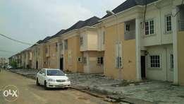 For Sale:6 units of Semi-detached duplex at Arepo, opp Punch Newspaper