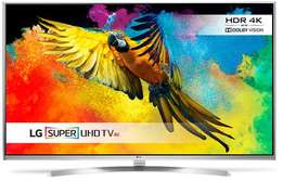 For Hire LG 65 Inch Super 4K UHD Smart LED TV