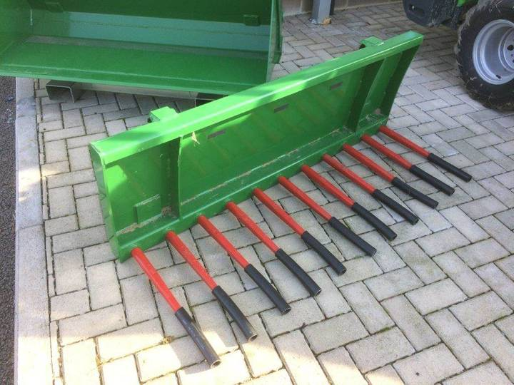 Howard Marshall Mf1500 Compact Tractor Muck Fork