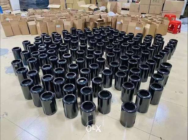 Available Now ! Mac Pro 6.1 Cylinder Late 2017