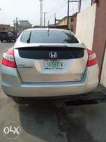 Few months used 2011 Honda Accord Crosstour (super swift) for sale.