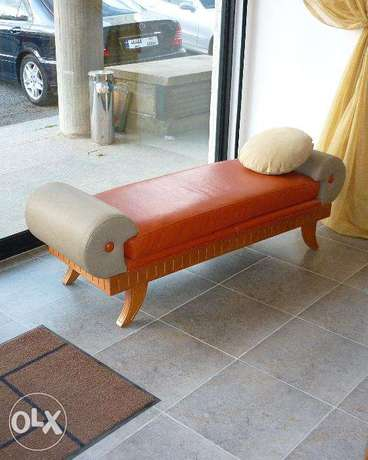 Bench Leather