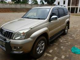 Land cruiser in very good condtion