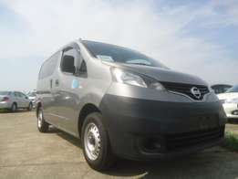 Nissan Vanette New shape