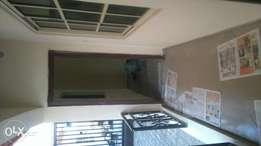 Very clean and brand new one room and parlour at festac town lagos