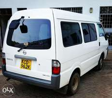 Privately Used Nissan Vanette For Sale in Diani Beach