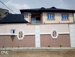 Newly built 3bedroom flat for rent at adegbose estate