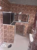 Newly built executive mini flat at ojodu.