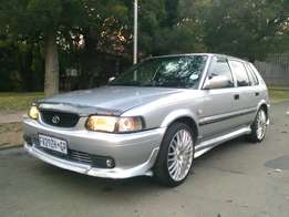 Toyota Tazz 1.3 for sale R23,000