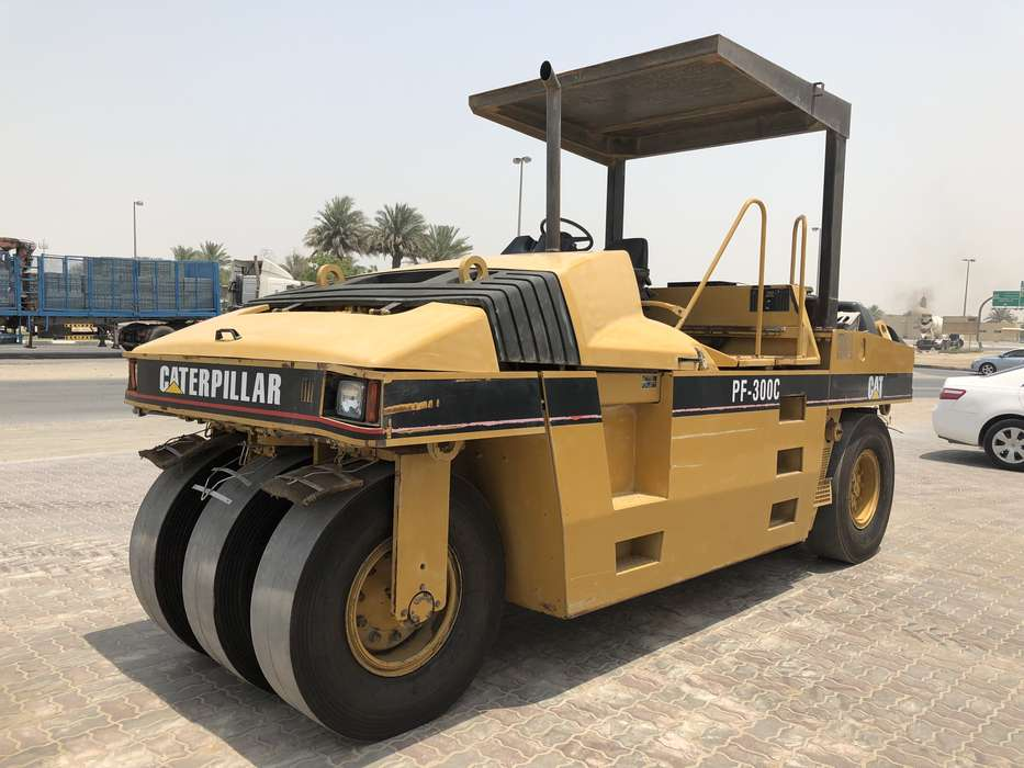 Caterpillar PF 300C