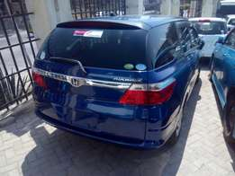 2010 Honda airwave Blue 2WD
