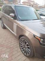 Super Stunning 2014 Model Range Rover Supercharged. N32mill