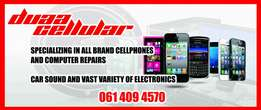 repair centre specializing in all branded phones hardware and software