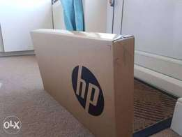 Brand new hp laptop core i5 on quick sale!
