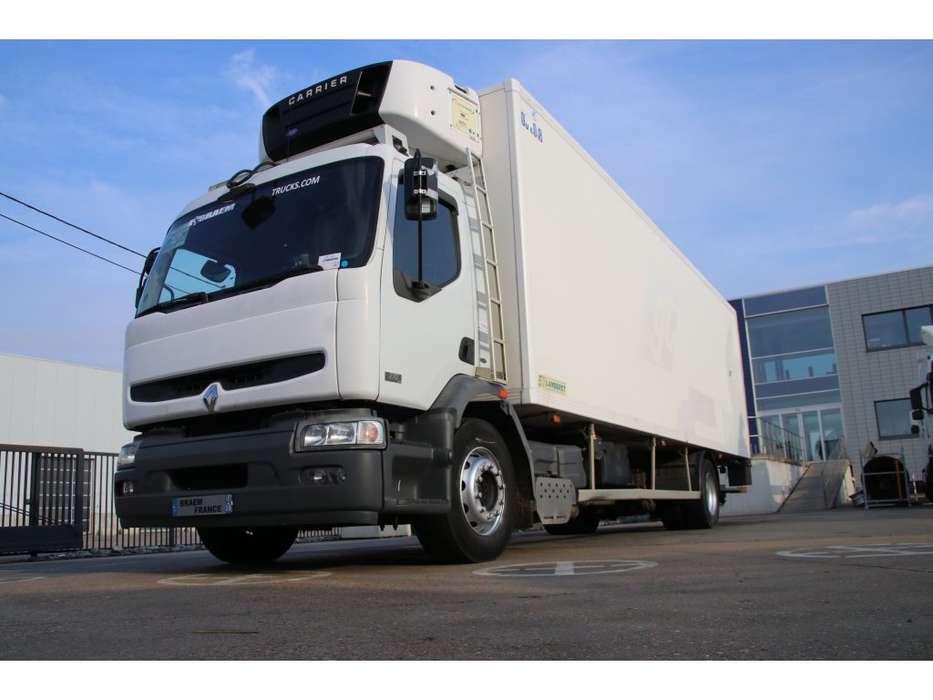 Renault PREMIUM 270.19 DCI + Carrier +Zepro 2000kg - 2006