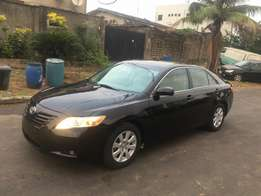 Super and lovely camry 2007 full option with leather seat for N3.2m