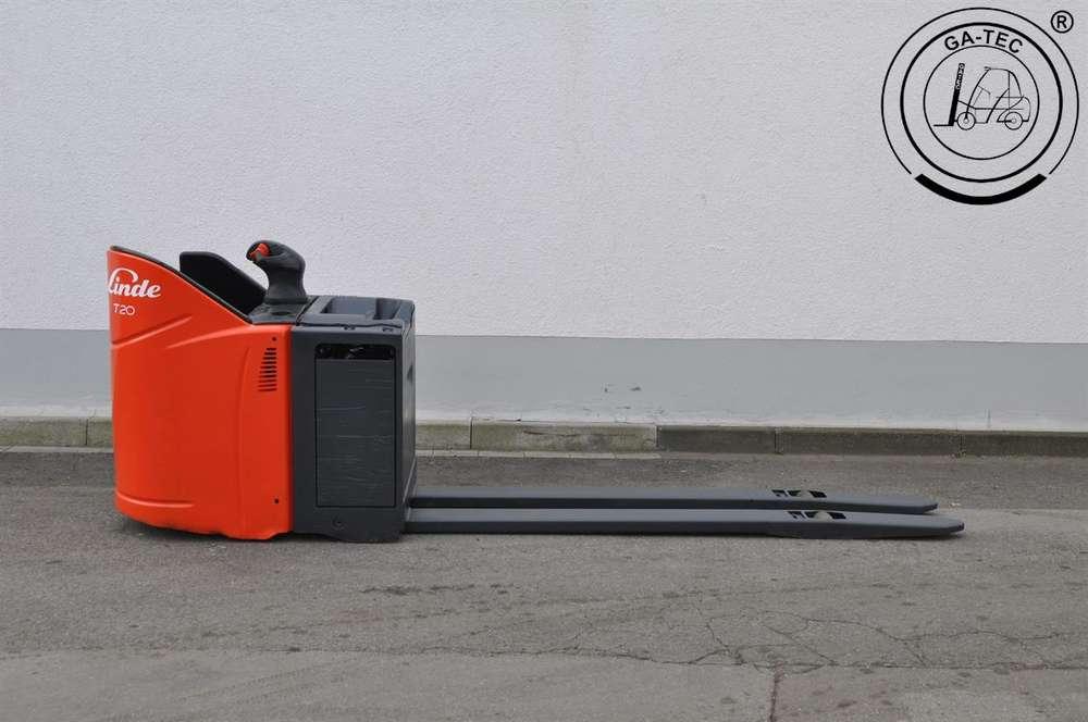 Linde T20sp - 2012 - image 5