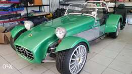 Lotus super seven twin cam