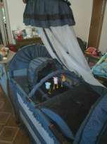 Chelino 6 in 1 cot like brandnew