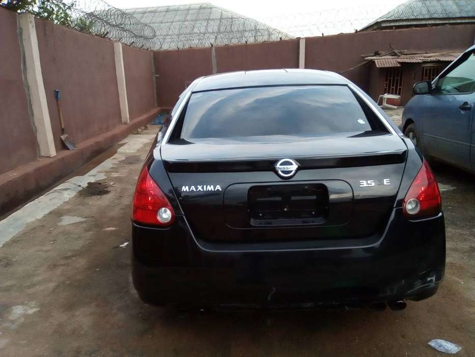 Foreign Used Nissan Maxima For Fast Sale 0