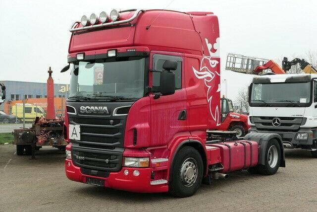 Scania R500 La Mna, V8 Motor, Topliner, Hydr. Anlage - 2012 - image 2