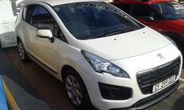 2016 last of our good stock peugeot 3008 suv