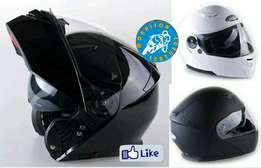 Viper flipfront modular helmets in variety of colours and sizes
