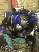 Toyota 7mgte turbo engine for sale