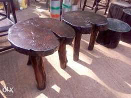 African stools