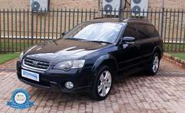 Subaro Outback 3.0R AWD A/T