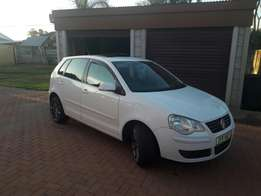 Vw polo to swop for dubbelcab bakkie or vw caddy panl van not for sale