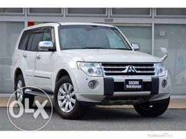 Msupa mitsubishi pajero shogun, leather seats 2010 petrol, finance