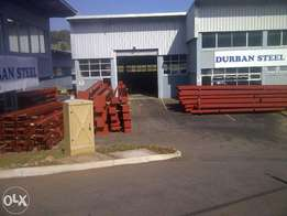 New and Secondhand Steel Structures for sale