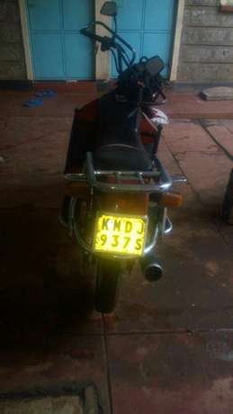 Captain motorcycle Embu Town - image 3